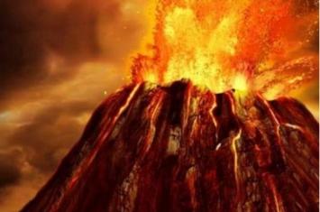 历史上最具有毁灭性的十大火山是哪十个,差点导致地球物种灭绝
