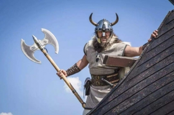 维京人的武器是怎样的?他们是靠着什么武器吊打欧洲300多年?