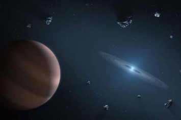 欧洲策划未来空间引力波探测任务 寻找白矮星双星周围的奇特行星