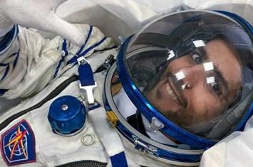 阿联酋首位宇航员将把国树种子、古兰经和家人照片带上国际空间站