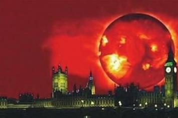 美国宇航局确认地球将在11月15日开始陷入完全黑暗状态?完全是虚构