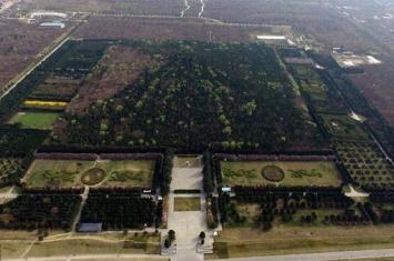 秦陵地宫那么大,上面的土不会压垮吗?