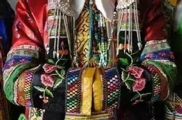蒙古族的刺绣艺术