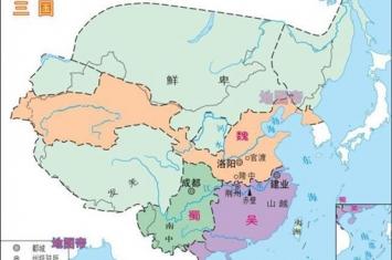 东吴和陈朝所处地理位置相同,为何自保能力却差很多?