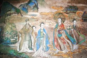 封神演义中五大圣母分是谁?金灵圣母排在第几位?