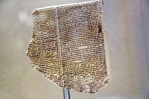 苏美尔神话与《圣经》有什么关系