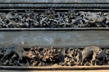 徽州砖雕的历史沿革