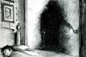 美国阴影人真实事件,频繁出现的神秘怪影人(图片)