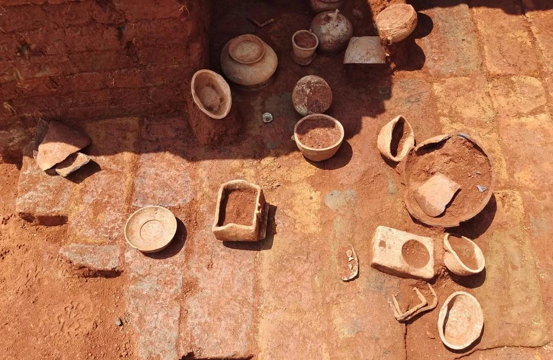湖南桂阳县高家冲发现东汉至三国时期墓葬