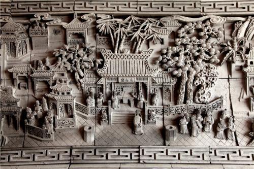 徽州砖雕的起源
