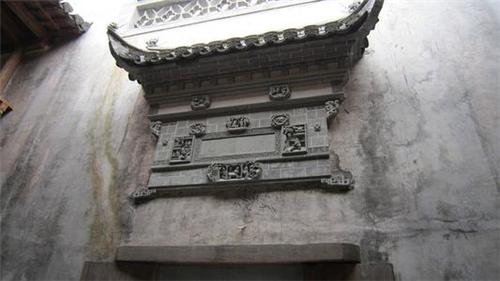 徽州砖雕应用于哪些地方