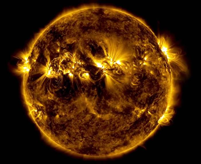 NASA:太阳活动变化无法解释全球温度升高的现象