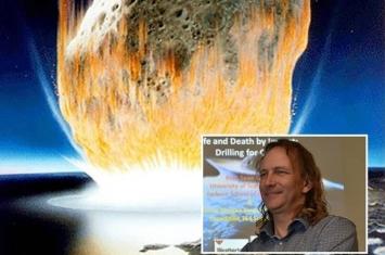 6600万年前小行星撞击地球 激起硫磺遮挡阳光致物种灭绝