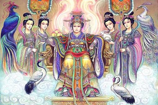 上古洪荒时期的7位女神都有谁?除了女娲娘娘还有谁?