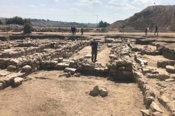 以色列哈里什发现5000年前青铜时代早期的大型城市遗址