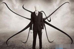 天津火柴人事件真相,美国传说中的生物瘦长鬼影(slender man)