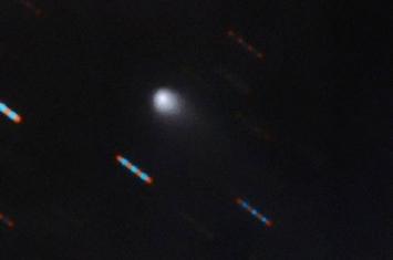 """继小行星Oumuamua后发现第二颗太阳系天外来客——""""C/2019 Q4""""彗星"""