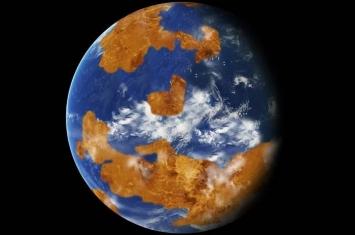 金星7亿年前或许曾是个有海洋的行星 甚至可能有生物
